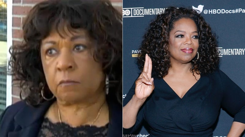 Oprah and Gayle's Relationship Is 'Bizarre, Unhealthy' Says Ex-Stepmom
