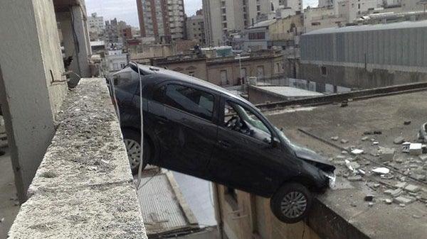 Why You Don't Learn To Drive In A Parking Garage