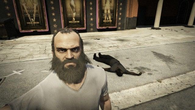 The Most Surreal GTA V Glitch So Far: Clones, Clones Everywhere
