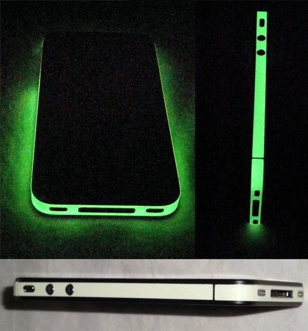 Locate iPhone 4s Faster with This Glowing Decal