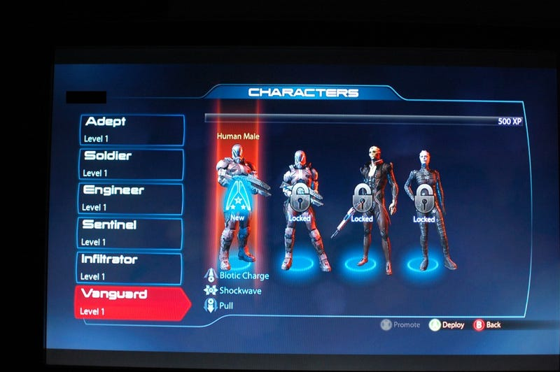 Mass Effect 3 + Kinect Looks Like This, Beta On February 14