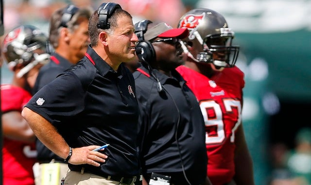 The Tampa Bay Buccaneers Are A Sad Mess Right Now