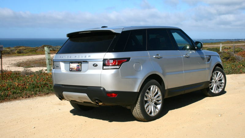 2014 Range Rover Sport: The Jalopnik Review