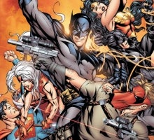 Wildstorm Relives Past Glories, Other People's Characters