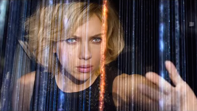 ​Lucy Is Slaying Hercules at the Box Office This Weekend