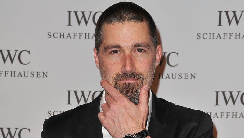 Matthew Fox Arrested For DUI While En Route To Mow Down Fourth Meal