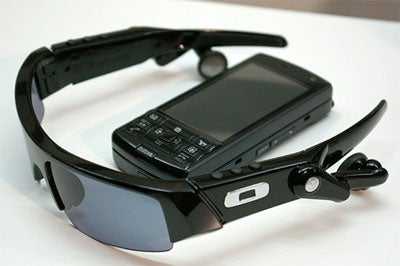 Toshiba 911T Comes With Oakely Wireless MP3 Sunglasses