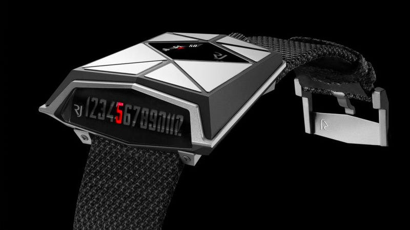 Romain Jerome's Spacecraft Watch Looks Like It's From Another Galaxy