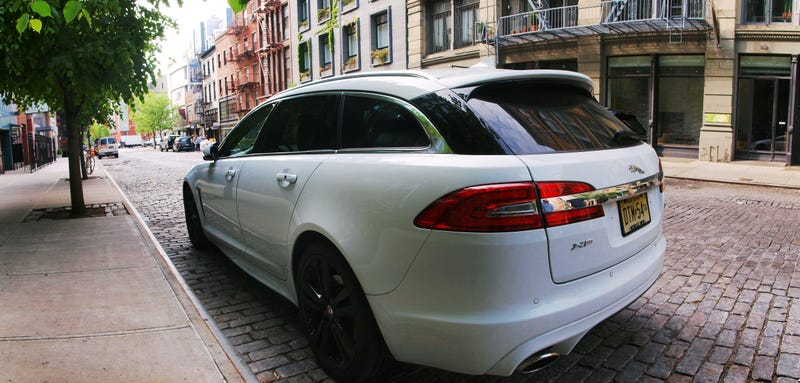 The Jaguar XF Sportbrake Is So Perfect It Hurts Me A little