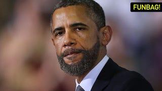 Stop The Jihad Against Presidential Facial Hair