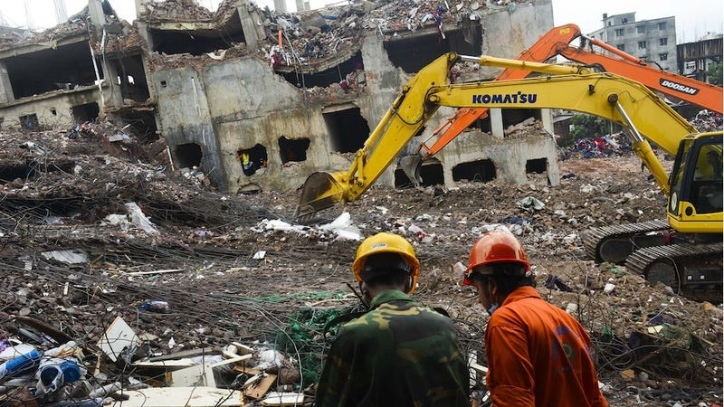Owner of Collapsed Bangladesh Factory Faces Murder Charges