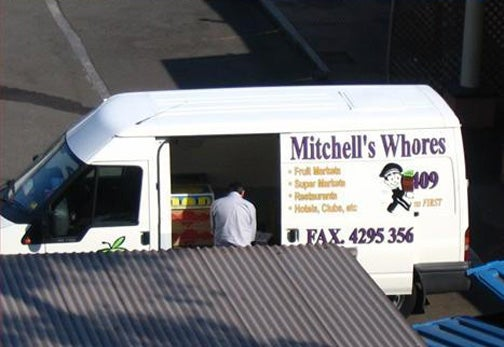 Adventures In Auto-Wraps: Mitchell's What?!
