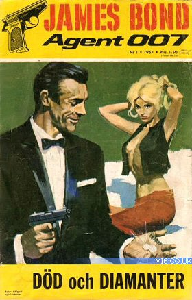 5 Things I Learned About Women From The James Bond Books