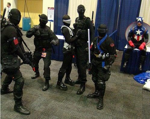 Cosplay Teams