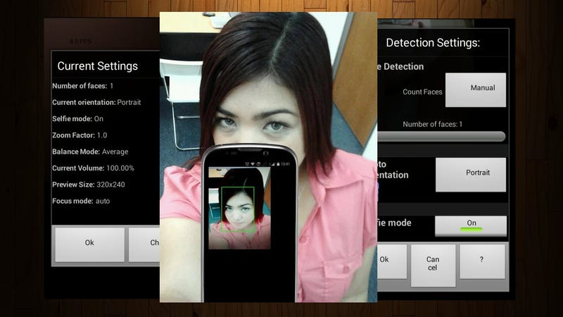 Smart Selfie Guides You to Take Great Portraits with Your Rear Camera