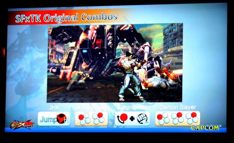 How Street Fighter X Tekken Controls And Why It's Not Street Fighter Vs. Tekken