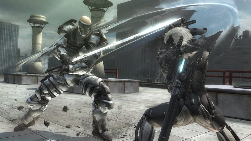 Twelve Things You Should Know About Metal Gear Rising