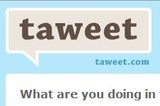 Taweet Makes Scheduling Twitter Updates Easy