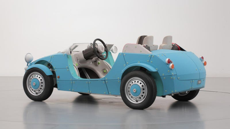 Toyota's Toy Cars Are Way More Exciting Than Its Real Cars