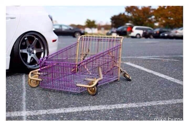 Dat Shopping Cart.