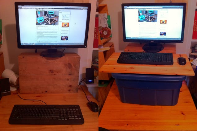 The Complete Guide to Choosing (or Building) the Perfect Standing Desk