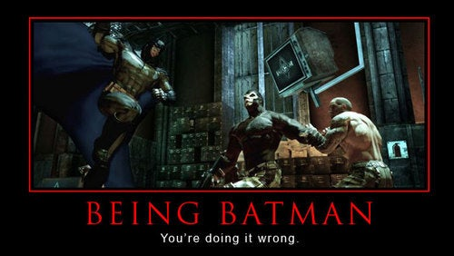 Batman Comic Book Writer Advocates More Video Game Violence?