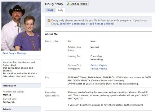 Doug Story Facebook Page: Gallery