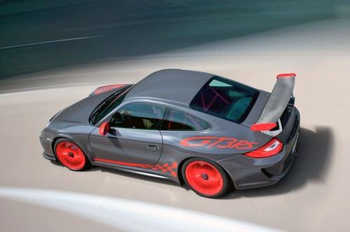 2010 Porsche 911 GT3 RS, Reviewed