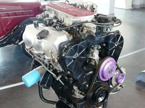 Engine Of The Day: Nissan VG