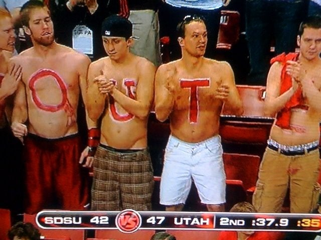 The Uteful Boy Cleavage Of The Mountain West