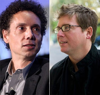 Twitter in 'Smug' Contest with Malcolm Gladwell