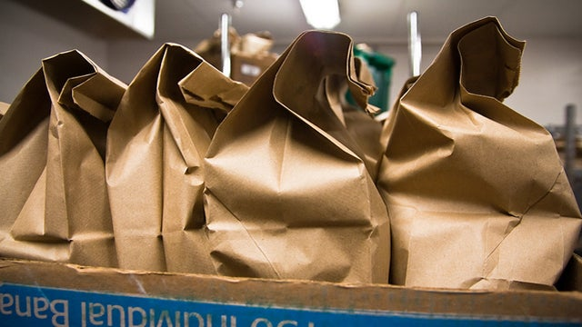 Use Brown Paper Bags to Keep Mushrooms Dry and Fresh
