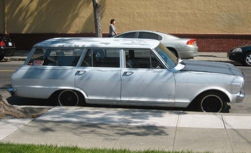 1964 Chevrolet Chevy II Station Wagon