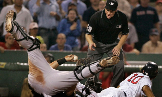 Better Know An Umpire: Paul Schrieber