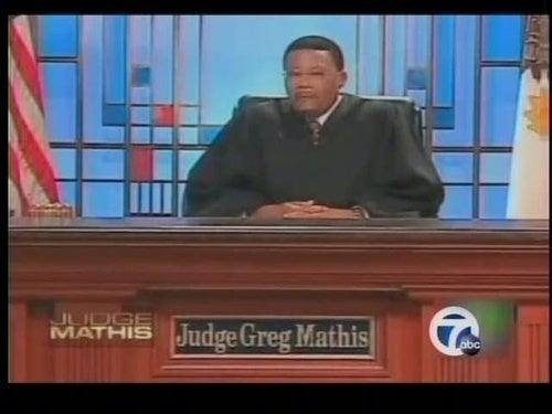 Judge Mathis's Escalade Crashed in Detroit Parking Garage