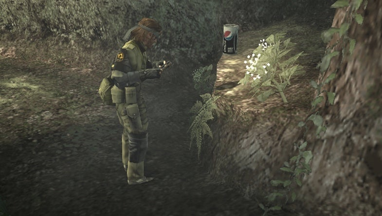 Metal Gear Solid: Peace Walker Product Placement Explained!