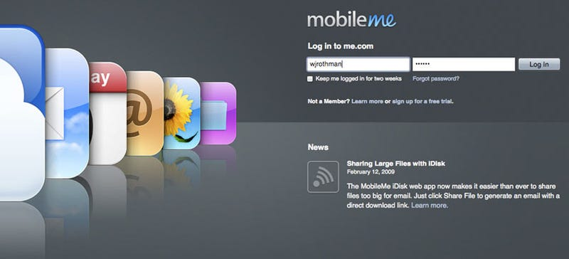 Why Apple's MobileMe Doesn't Work As a $100 Service
