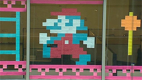 Everyone Wins This Dueling Post-It Art Contest
