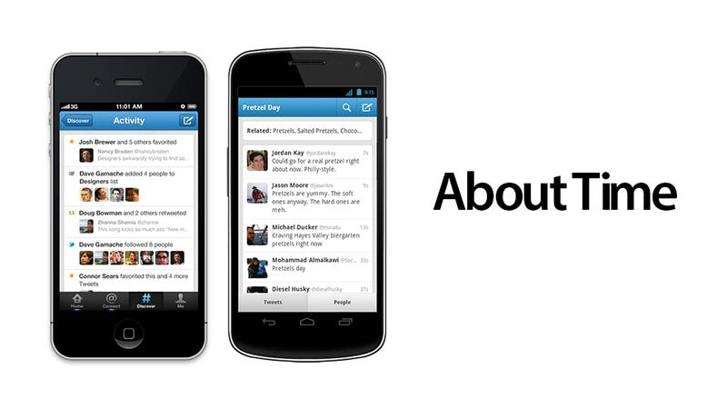 There's Finally a New Official Twitter App for iPhone and Android