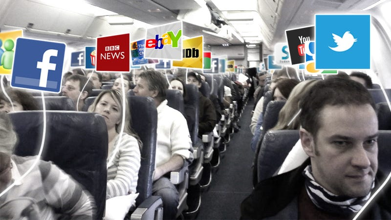 Thanks Google, For the Free, Unusable Wi-Fi on Planes This Holiday