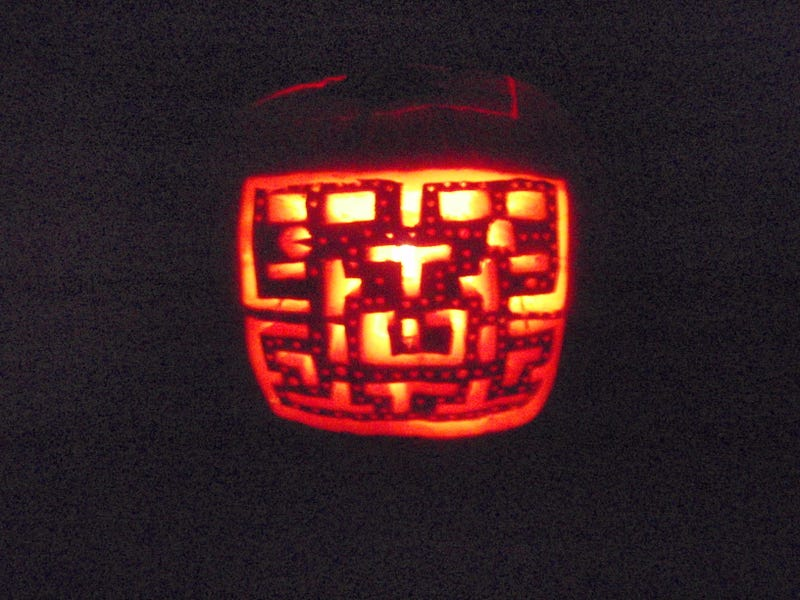 It's the Great Gaming Pumpkins
