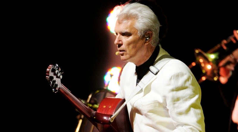 David Byrne: Great Musician, Terrible Futurist