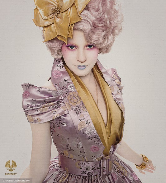 Hunger Games' Capitol Couture clothing line is unsuitable for deathmatches