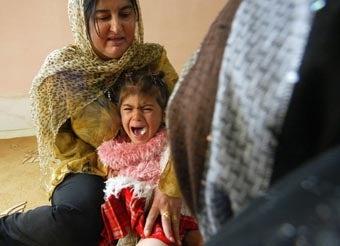 Nigeriens, Iraqis Denounce Female Genital Mutilation