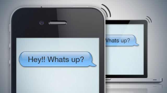 How to Get Messages to Properly Sync with Your iPhone