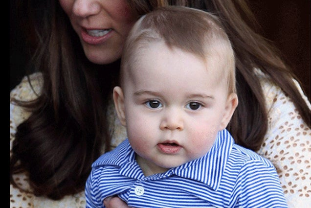 Us Weekly Photoshops Prince George into Alluring Baby