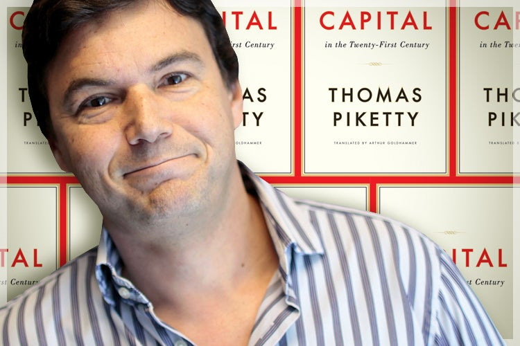 Why Everyone Is Obsessed With This Academic Book on Economics