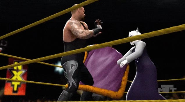 Fan Produces Sequel To Always Be Able To Undertale... In The Wrestling Game