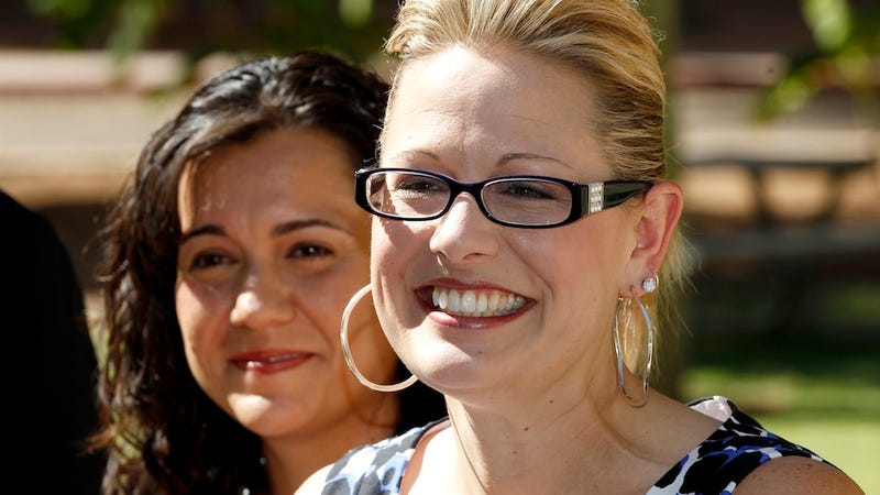 Arizona Is This Close to Electing an Openly Bisexual Woman to Congress