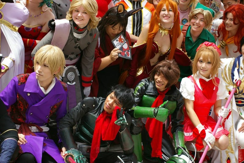 This Is the Olympics of Cosplay